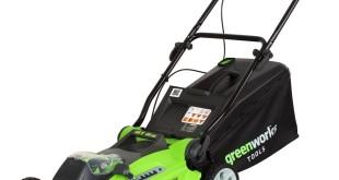 Greenworks Tools, 40V im Test